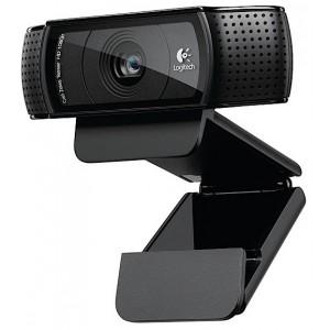 Веб камера Logitech HD Pro WebCam C920 (960-000769/960-001055)