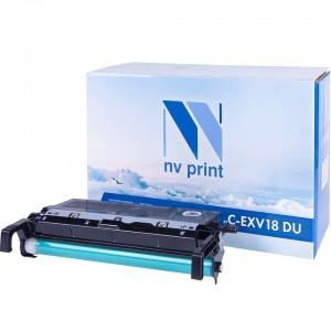 Барабан NV-Print C-EXV18DU