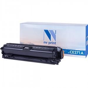Картридж NV-Print HP CE271A