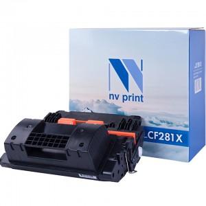 Картридж NV-Print CF281X