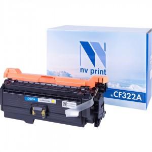 Картридж NV-Print HP CF322A