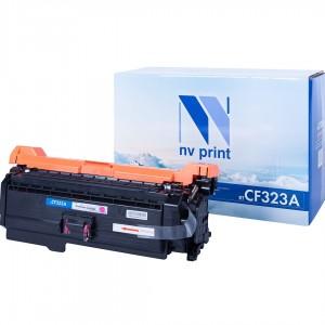 Картридж NV-Print HP CF323A