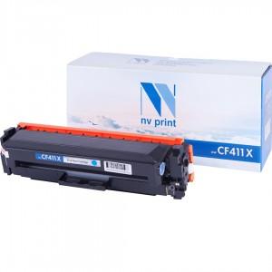 Картридж NV-Print HP CF411X