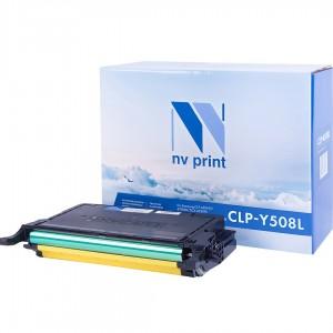 Картридж NV-Print Samsung CLT-Y508L