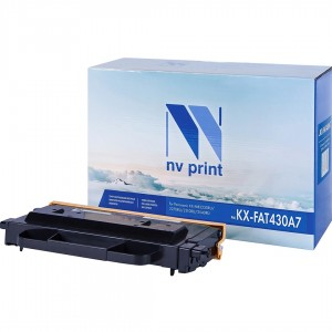 Картридж NV-Print Panasonic KX-FAT430A7