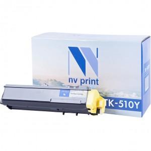 Картридж NV-Print TK-510Y