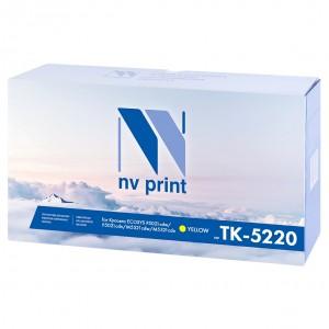 Картридж NV-Print TK-5220Y