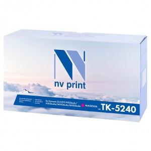Картридж NV-Print TK-5240M