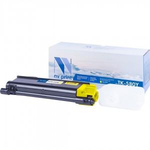 Картридж NV-Print Kyocera TK-580Y