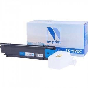 Картридж NV-Print Kyocera TK-590C