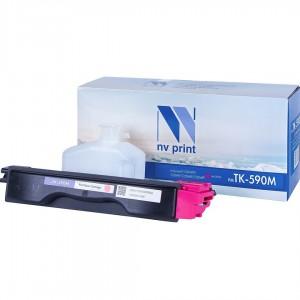 Картридж NV-Print Kyocera TK-590M