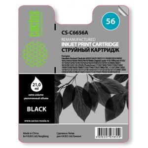 Картридж Cactus CS-C6656A №56
