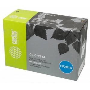 Картридж Cactus CS-CF281A