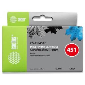 Картридж Cactus CS-CLI451C