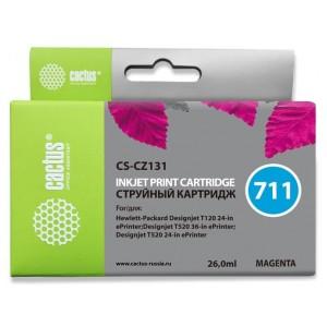 Картридж Cactus CS-CZ131