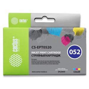 Картридж Cactus CS-EPT0520
