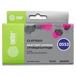 Картридж Cactus CS-EPT0553