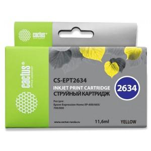 Картридж Cactus CS-EPT2634