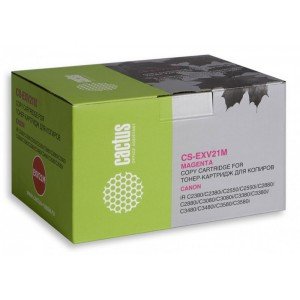 Картридж CACTUS CS-EXV21M