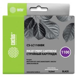 Картридж Cactus CS-LC1100BK
