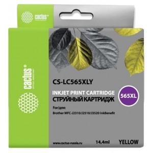 Картридж Cactus CS-LC565XLY