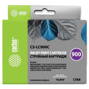 Картридж Cactus CS-LC900С