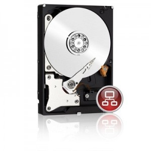 """Жесткий диск 3.5"""" WD Red, 3Тб, HDD, SATA III (WD30EFRX)"""