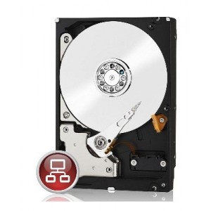 "Жесткий диск 3.5"" WD Red, 4Тб, HDD, SATA III (WD40EFRX)"