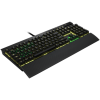 Клавиатура Corsair Vengeance K70 RGB Fully Mechanical Gaming Keyboard Anodized Black — Cherry MX Red (CH-9000068-RU)
