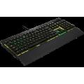 Клавиатура Corsair Vengeance K70 RGB Fully Mechanical Gaming Keyboard Anodized Black — Cherry MX Red (CH-9000068-RU)