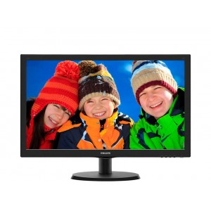 "Монитор 21.5"" Philips 223V5LSB2 (10/62), черный"