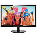 "Монитор 24"" Philips 246V5LSB (00/01), черный"