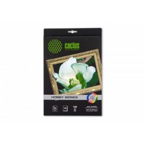 Фотобумага Cactus CS-DA419010L A4/190г/м2/10л./белый матовое лён для струйной печати