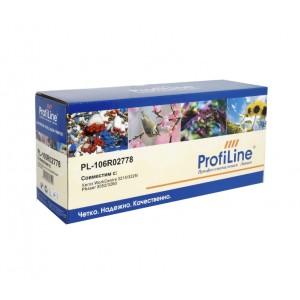 Картридж ProfiLine PL-106R02778