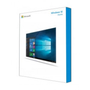 Операционная система Microsoft Windows 10 Home 32/64 bit Rus Only USB (KW9-00253)