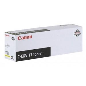 Картридж Canon C-EXV17 Y