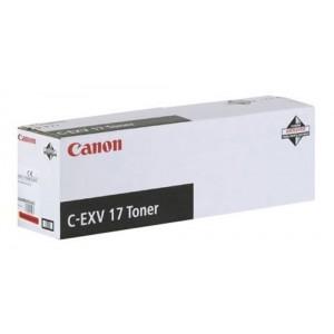 Картридж Canon C-EXV17 M