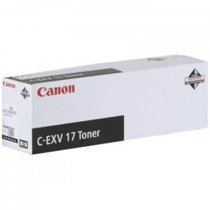 Картридж Canon C-EXV17 Bk