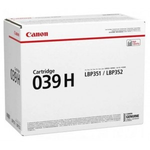 Картридж Canon 039 H (0288C001)