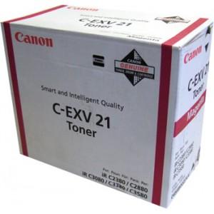 Картридж Canon C-EXV21 M
