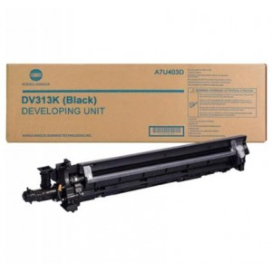 Блок проявки Konica Minolta DV-313K (A7U403D)