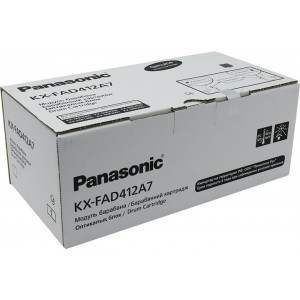 Драм-картридж Panasonic KX-FAD412A