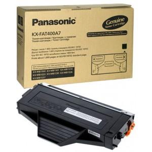 Тонер-картридж Panasonic KX-FAT400A
