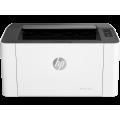 Принтер A4 HP Laser 107a (4ZB77A)