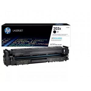 Заправка картриджа HP CF540X
