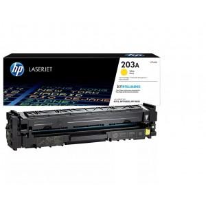 Заправка картриджа HP CF542A