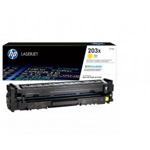Заправка картриджа HP CF542X