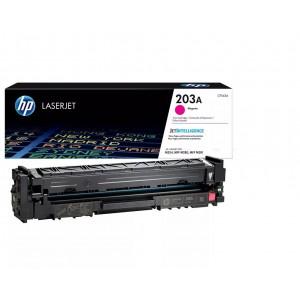 Заправка картриджа HP CF543A