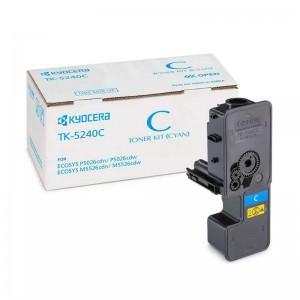 Заправка картриджа Kyocera TK-5240C